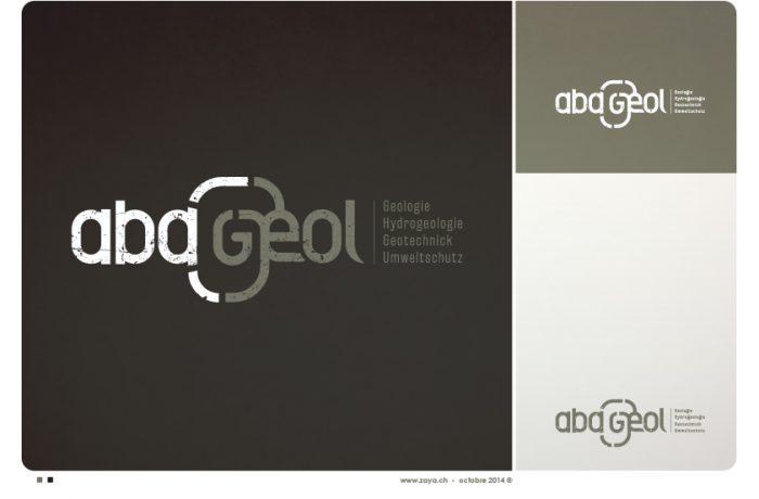 "logo ""abageol"""