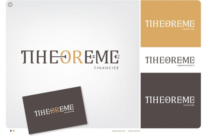 """logo """"théorème"""" 2"""