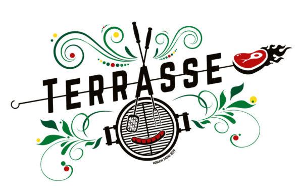 Fresque Terrasse